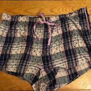 Victorias Secret PJ shorts